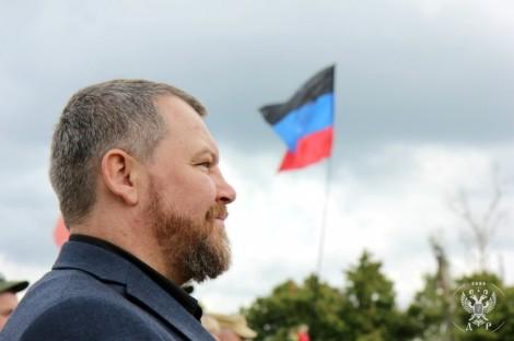 """Andrew Purgin: """"Wir sind Teil der russischen Zivilisation"""""""