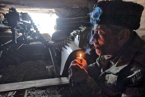 Wie man heute in Lugansk und Donezklebt
